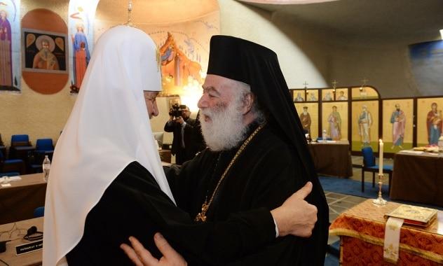 Liste des participants à la synaxe des primats des Églises orthodoxes à Genève-Chambésy et compte-rendu succinct de la première journée