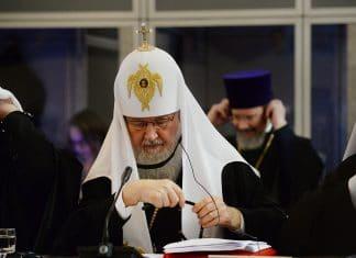 Compte-rendu de l'allocution du patriarche de Moscou Cyrille à la synaxe des primats de l'Église orthodoxe à Genève-Chambésy