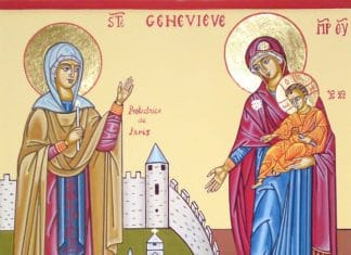 Pèlerinage annuel au tombeau de sainte Geneviève – samedi 9 janvier