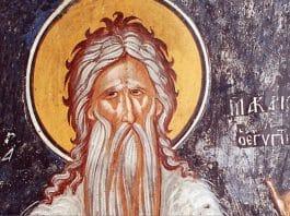 Saint Macaire le Grand - Orthodoxie.com