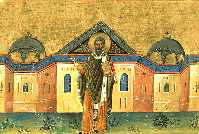 Saint Grégoire de Nysse - orthodoxie.com