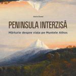 Une traduction roumaine de «La presqu'île interdite: initiation au Mont Athos» d'Alain Durel