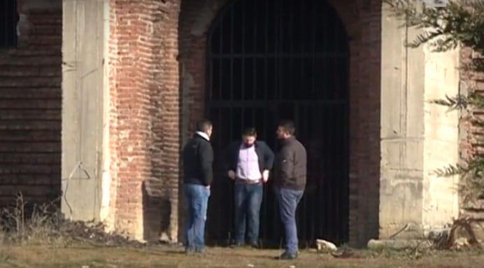 Des manifestants kosovars ont utilisé pour toilettes l'église de la Résurrection du Christ à Priština