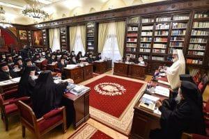 Décisions du Saint-Synode de l'Église orthodoxe de Roumanie concernant la synaxe des primats, la famille traditionnelle et autres sujets