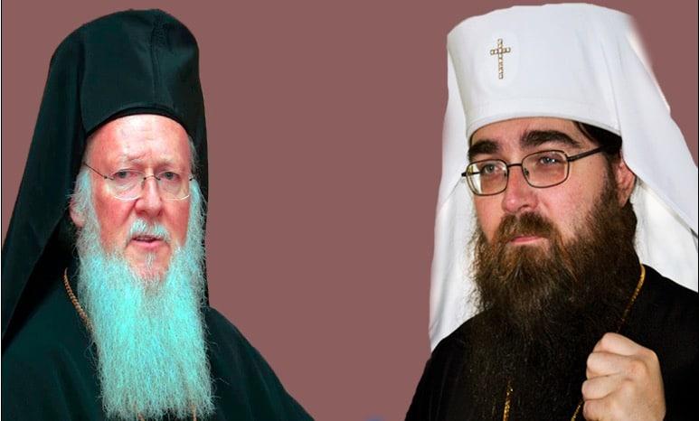 Le Patriarcat œcuménique a reconnu le métropolite Rostislav, primat de l'Église orthodoxe des Terres tchèques et de Slovaquie