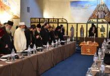 Le métropolite de Târgovişte Nifon a donné des précisions sur l'ordre du jour et le règlement du saint et grand Concile