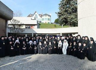 Communiqué de la synaxe des primats des Églises orthodoxes à Chambésy, 21-28 janvier 2016