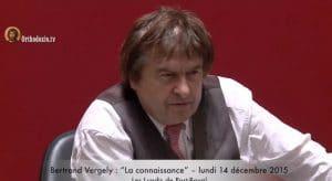Bertrand Vergely : « La connaissance »