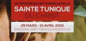 Un pèlerinage orthodoxe à la sainte Tunique du Christ à Argenteuil,  lundi 28 mars