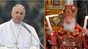Métropolite Hilarion de Volokolamsk: «Ce n'est pas un hasard si la rencontre du patriarche Cyrille avec le pape François est qualifiée d'historique»
