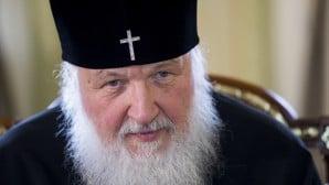 Interview du patriarche Cyrille à la chaîne de télévision Russia today