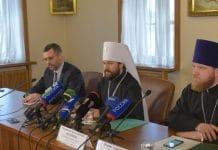 Conférence de presse sur le prochain voyage du patriarche Cyrille en Amérique latine