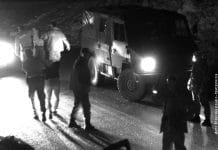 Des islamistes armés ont été arrêtés devant le monastère de Dečani