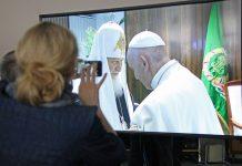L'Église orthodoxe russe appelle les fidèles à rejeter les craintes d'une fusion des Églises orthodoxe et catholique après la rencontre de Cuba
