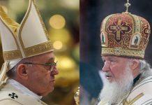Le métropolite de Volokolamsk Hilarion: «Le pape de Rome et le patriarche Cyrille ne prieront pas ensemble»