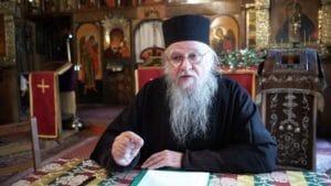 Homélie de l'archimandrite Elie sur l'incendie de Notre-Dame de Paris