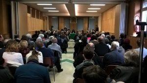 La séance solennelle de l'Institut de théologie orthodoxe Saint-Serge du 7 février