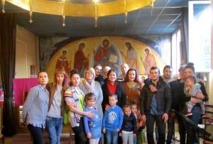 Atelier de chant à la paroisse Saint-Césaire et Saint-Marcel à Chalon-sur-Saône