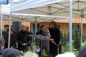 Le discours de Catherine Vieu-Charier lors de l'inauguration de la rue Mère Marie Skobtsov (Paris 15e) le 31 mars
