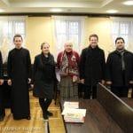 Christine Chaillot a présenté deux de ses ouvrages en Biélorussie