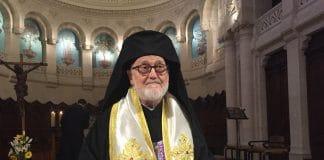 Mgr Jean élu candidat à l'élection  canonique de l'archevêque de l'Archevêché des églises orthodoxes russes en Europe occidentale