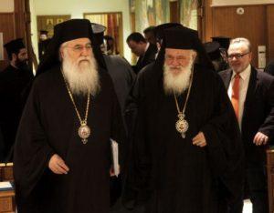L'archevêque d'Athènes participera au Concile panorthodoxe avec 24 métropolites de l'Église orthodoxe de Grèce