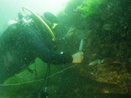 En Turquie, les archéologues explorent une île sous-marine où se trouvent les ruines d'un monastère construit par St Photius le Grand, patriarche de Constantinople