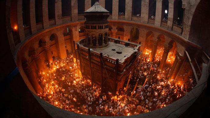«Des analyses révèlent que le tombeau de Jésus a au moins 1 700 ans»