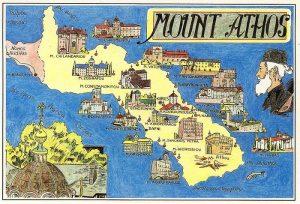 «Dossier mont Athos»