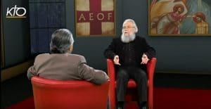 """Vidéo de l'émission de télévision """"L'orthodoxie, ici et maintenant"""" (KTO) du 5 avril: La vie liturgique, avec Jean-Claude Larchet"""
