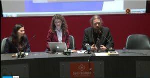 Vidéo de l'assemblée générale constitutive de la Fraternité Saint-Luc de Crimée – 26 mars