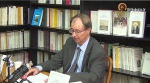 """Bernard Le Caro présente la 2e édition de son livre """"Le Grand Carême""""et des """"Chroniques du monastère de Séraphimo-Divéyevo"""""""