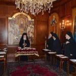 Mgr Jean de Charioupolis  archevêque de l'Archevêché des paroisses orthodoxes de tradition russe en Europe occidentale