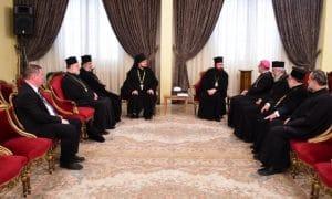 «Le Patriarcat de Moscou et l'Église catholique romaine ont initié un projet commun de soutien aux chrétiens de Syrie»
