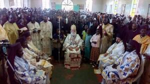 Intronisation de deux nouveaux évêques au Kenya