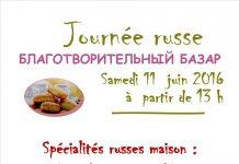 Samedi 11 juin à Paris: journée russe de l'Acer-Russie
