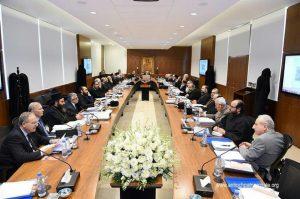 Communiqué du Saint-Synode du Patriarcat d'Antioche à propos du Concile panorthodoxe