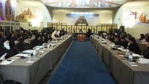 Liste de la délégation du Patriarcat œcuménique au saint et grand Concile de l'Église orthodoxe