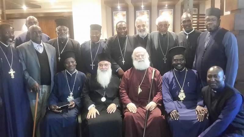 Visite pastorale du pape et patriarche d'Alexandrie au Kenya