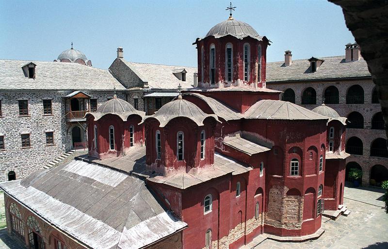 Lettre de l'higoumène du monastère de Koutloumousiou à la Sainte Communauté du Mont Athos au sujet du prochain Concile panorthodoxe