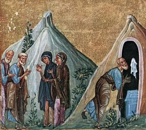 Homélie du père Placide (Deseille) pour le dimanche des Myrrophores