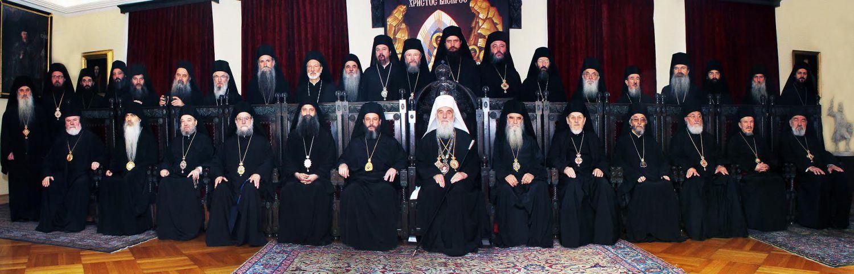 Convocation de l'Assemblée des évêques de l'Église orthodoxe serbe