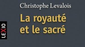 Storiavoce: «Royauté et sacré dans les civilisations»