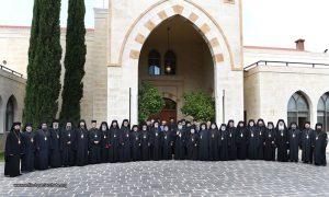 Communiqué du secrétariat du Saint Synode du patriarcat d'Antioche