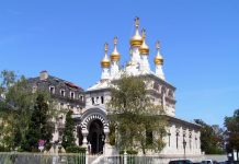 Genève: une exposition pour le 150e anniversaire de l'église orthodoxe russe de la ville