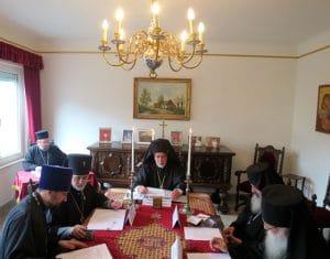 Communiqué de la Conférence épiscopale orthodoxe du Bénélux suite à sa réunion du 8 juin à Bruxelles