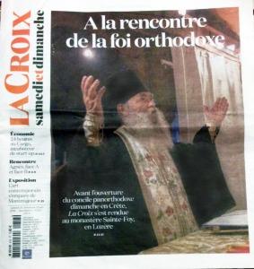 «En Lozère, la foi orthodoxe au pied du mur»