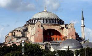 Déclaration du patriarche de Moscou Cyrille au sujet du statut de la basilique Sainte-Sophie de Constantinople