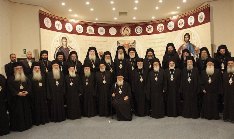 La proposition de l'Église orthodoxe de Grèce au sujet du texte «Relations de l'Église orthodoxe avec le reste du monde chrétien» a été acceptée par le Concile