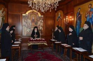Communiqué du Patriarcat oecuménique au sujet de l'Archevêché des églises orthodoxes de tradition russe en Europe occidentale